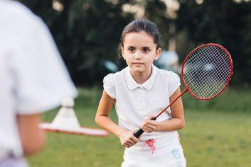 portrait-cute-girl-playing-badminton